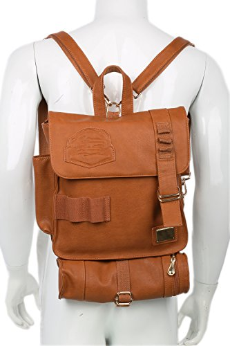 Star Wars Rey Deluxe Brown PU Backpack
