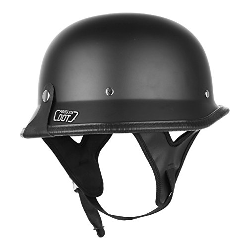 Low Profile Motorcycle Helmets - 7
