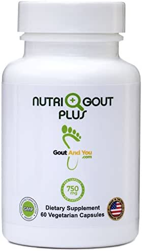 NutriGout Plus - Uric Acid Support Premium Formula