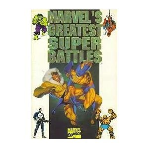 Marvel's Greatest Super Battles from Brand: Marvel Entertainment Group, Incorporated