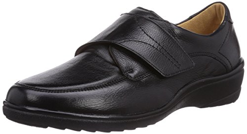Ganter Sensitiv Helga, Weite H, Women's Loafers Black (Schwarz 0100)
