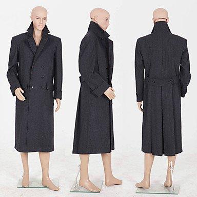 Sherlock Amazon Giochi E it Holmes Ispirata Cappotto Zrw Uomo 4xw0qtxP
