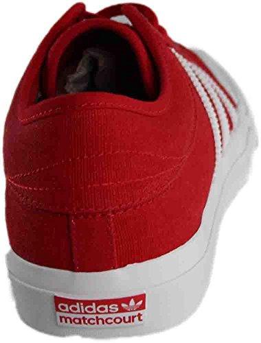 Adidas Matchcourt Neuve Chaussures Blanc Gomme Terre Écarlate 11Fqxdwfr