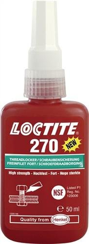 Price comparison product image LOCTITE 270 10ML Threadlocking Adhesive