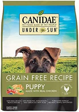 Dog Food: CANIDAE Under The Sun