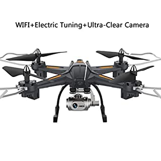 Zippem Professional High Definition Remote Control Aircraft Toys Four-Axis Drone Quadcopters