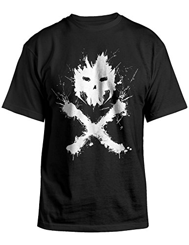 Marvel Captain America Civil War Crossbones Mens Black T-shirt
