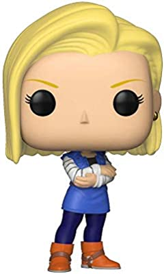 Funko POP Stylized Vinyl Figure 530 Dragonball Z Android 18