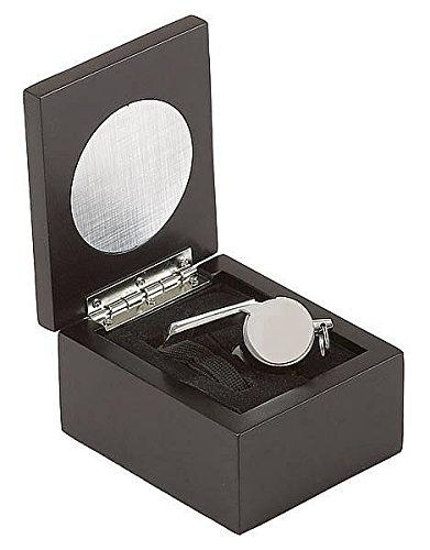 whistle with keepsake box - 1