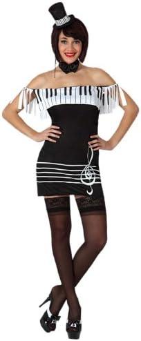 Atosa - Disfraz de cabaret para mujer, talla XL (8422259155867 ...