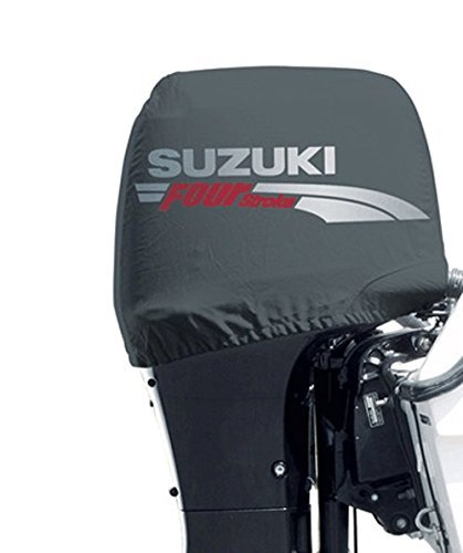 (Suzuki Outboard Cloth Motor Cover 4-Stroke 140hp (990C0-65004)Not For DF140A Models(Old Number 99105-65004))
