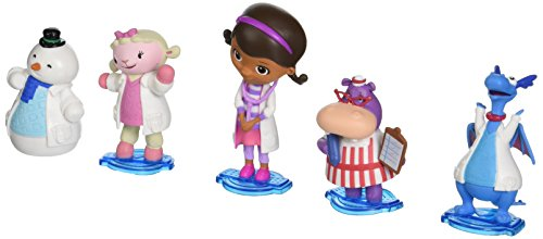 Just Play Doc McStuffins Doc & Friends Collectible Figures -
