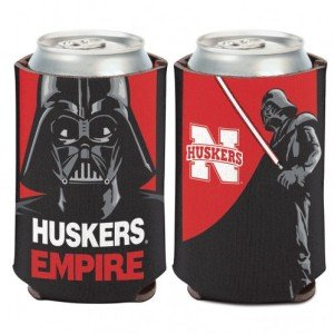 Nebraska Cornhuskers Ncaa Beverage - WinCraft NCAA University of Nebraska Can Cooler, 12 oz