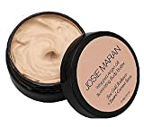 Josie Maran Whipped Argan Oil Illuminizing Body Butter (Travel (2oz/59ml), Rose Gold Radiance (toasted coconut))