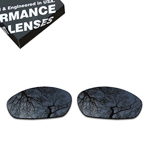 ToughAsNails Polarized Lens Replacement for Oakley Whisker Sunglass - More - Lens Oakley Whisker Replacement