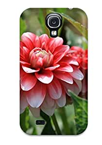 Forever Collectibles Flower Hard Snap-on Galaxy S4 Case