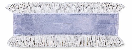 Wilen C414060, E-Line Tie-Free Disposable Treated Dust Mop, 60