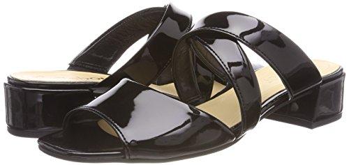 Nero Donna Gabor schwarz Ciabatte Fashion Tx776OX