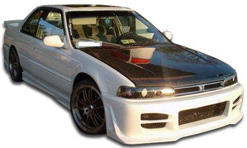 4dr R34 Body Kit (1990-1993 Honda Accord 2 / 4DR Duraflex R34 Body Kit - 4 Piece)