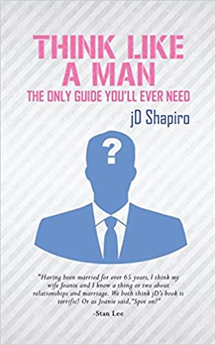 The Think Like A Man The Only Guide You'll Ever Need by jD Shapiro travel product recommended by Melissa Morris on Lifney.