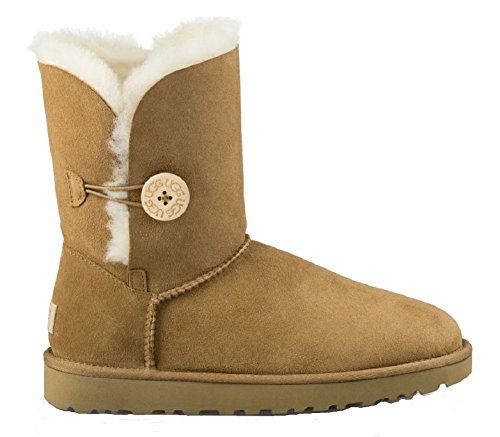 UGG Women's Bailey Button II Winter Boot, Chestnut, for sale  Delivered anywhere in USA