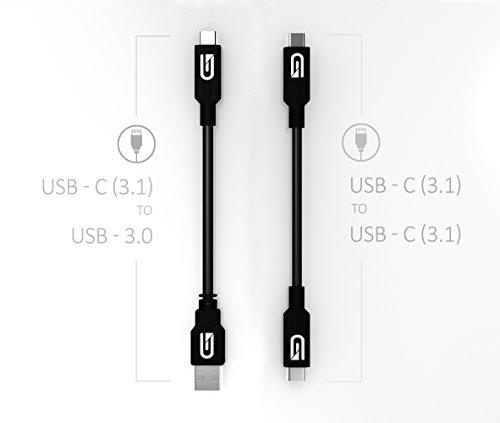 Glyph Atom RAID SSD 1TB Silver (External USB-C, USB 3.0, Thunderbolt 3) AR1000SLV by Glyph Production Technologies (Image #4)