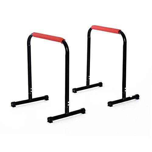 Handle Push Up Stands Pull Gym Bar Workout Training Exercise Home Fitness Novello Slide Bar Kit