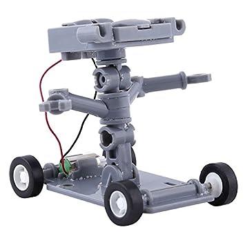 Coo11 Seguro Creativo Power Batería Mini Salada Robot Diy Sin Agua xoeCBrd