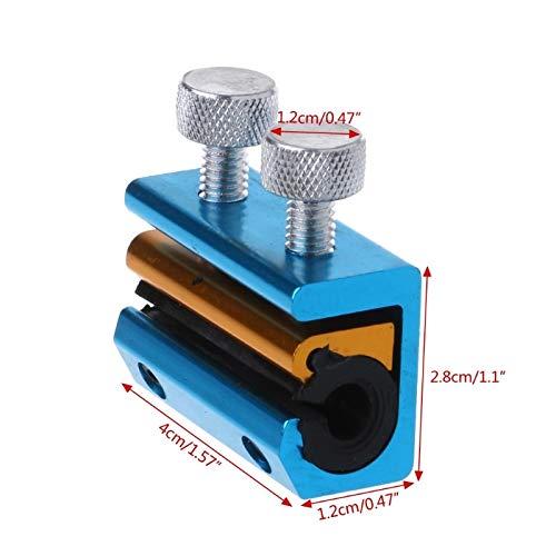 (Felix-Box - Motorcycle Aluminium Cable Lube Tool Lubrication Wire Oiler Brake line refueling Motorbike Brakes Parts)