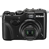 Nikon Digital Camera COOLPIX COOLPIX P7100 (Black) P7100BK - International Version