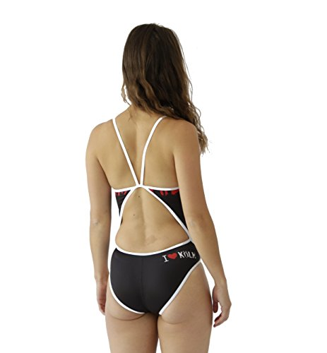 Turbo Bañador Cologne Colonia (Thin Strap) Sport Bañador