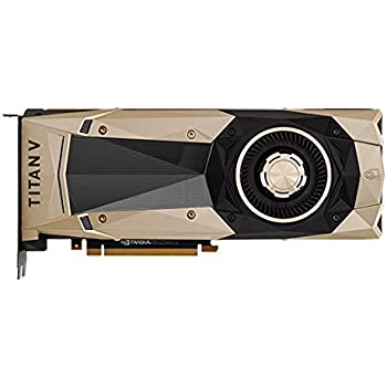 NVIDIA TITAN V VOLTA 12GB HBM2 VIDEO CARD