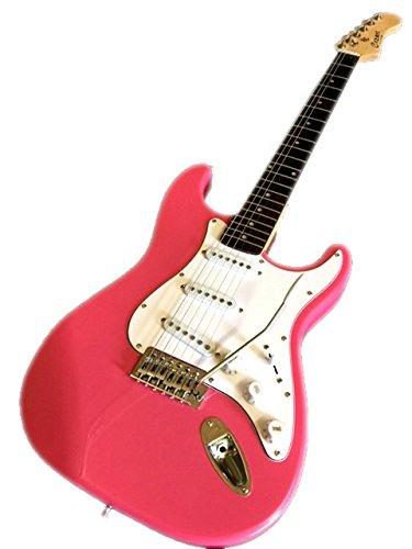 Ligero de cuerpo 6 Cuerdas Guitarra Eléctrica Estilo Stratocaster ...