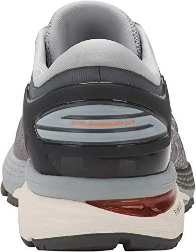 ASICS Gel-Kayano 25 Women's Running Shoe, Carbon/Mid Grey, 5 2A US by ASICS (Image #6)