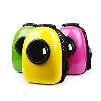 Space Capsule Astronaut Pet Cat Backpack Bubble Window for Kitty Puppy  Chihuahua Small Dog Carrier Crate Outdoor Travel Bag  Amazon.co.uk  Pet  Supplies 6c701d9802