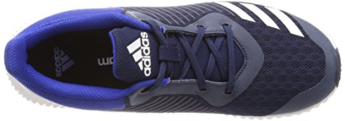 adidas Unisex-Kinder FortaRun K Gymnastikschuhe Blau (Collegiate Navy/ftwr White/collegiate Royal)