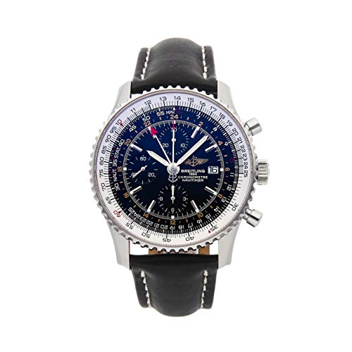 Breitling Navitimer Mechanical (Automatic) Black Dial Mens Watch A2432212/B726 (Certified Pre-Owned) ()