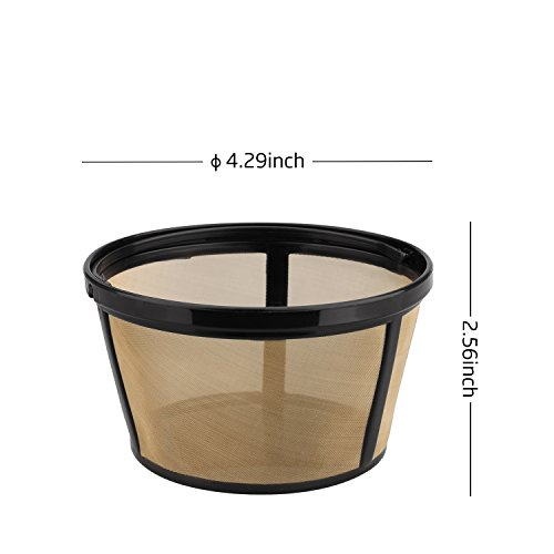 4 cup permanent coffee filter - 6