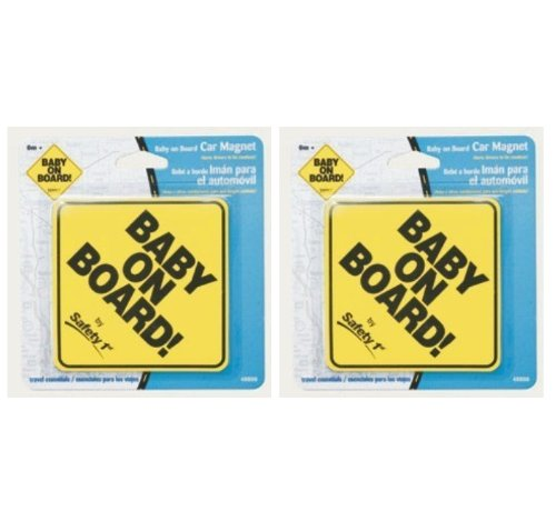 Safety 1st Magnet Yellow Carded