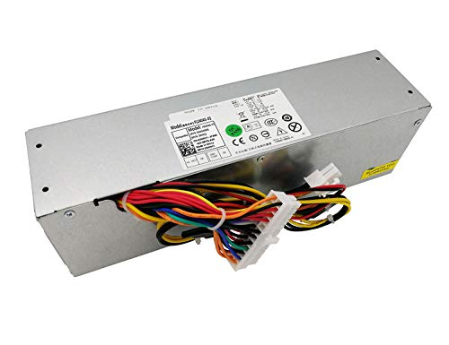 H240AS-00 H240AS-01 3WN11 240W Desktop Power Supply Compatible with Optiplex 390 790 960 990 3010 7010 9010 Small Form Factor SFF Systems (Best Desktop Power Supply)