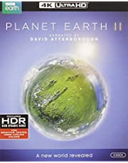 Planet Earth II [4K] [Blu-ray]