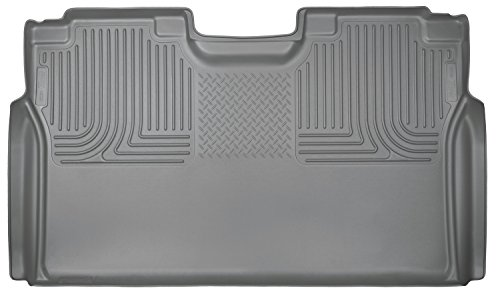 Husky Liners 2nd Seat Floor Liner (Full Coverage) Fits 15-19 F150 SuperCrew Cab
