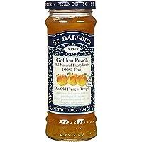 St. Dalfour Golden Peach Jam, 284 gm