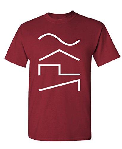 GOOZLER SYNTH WAVES Cotton T Shirt