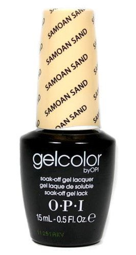 OPI Gel Samoan Sand Nail Polish: Amazon.co.uk: Beauty