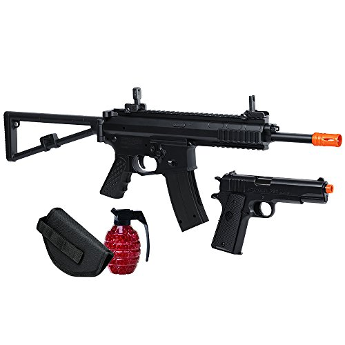 - Crosman AREKT Airsoft Commando Kit