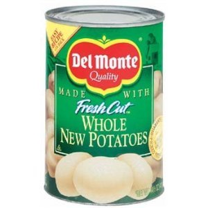 canned whole potatoes - 2