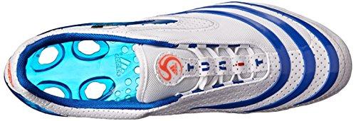 Adidas Zx Flux armadura de tamaño de los zapatos 13 White
