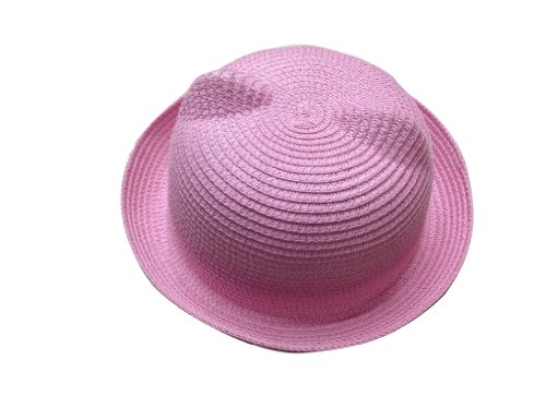 Womens Derby Bowler Straw Summer product image