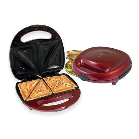 Better Chef IM-288R Red Sandwich Grill
